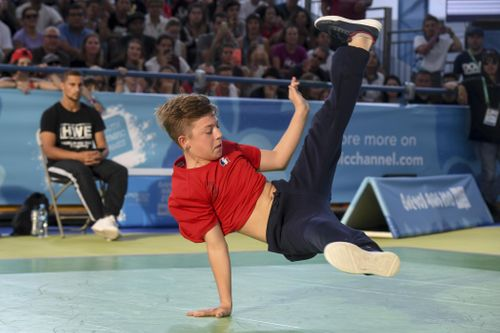 Image for Breakdancing to make its Olympic debut at Paris 2024