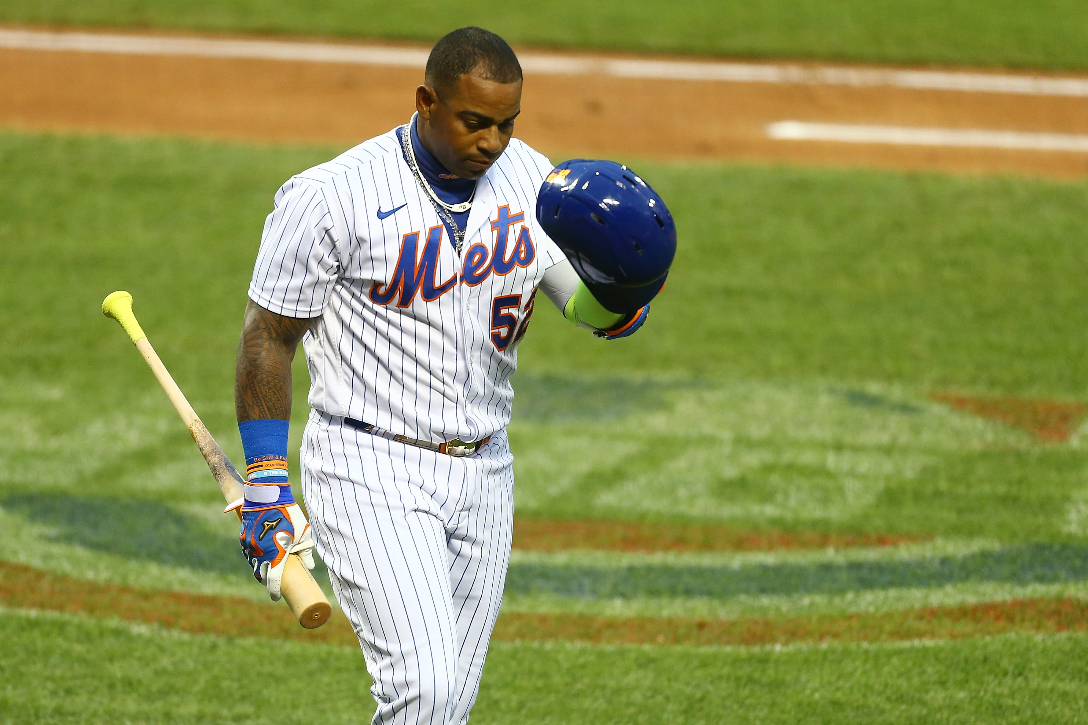 Yoenis Céspedes has opted out of MLB season for 'Covid-related reasons' after mysteriously disappearing before Mets game