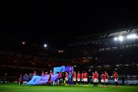 Manchester United fans 'ejected' for singing homophobic chants, says Chelsea