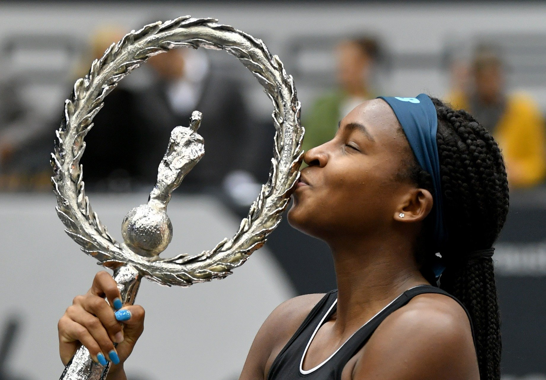 At 15, Coco Gauff is only getting started