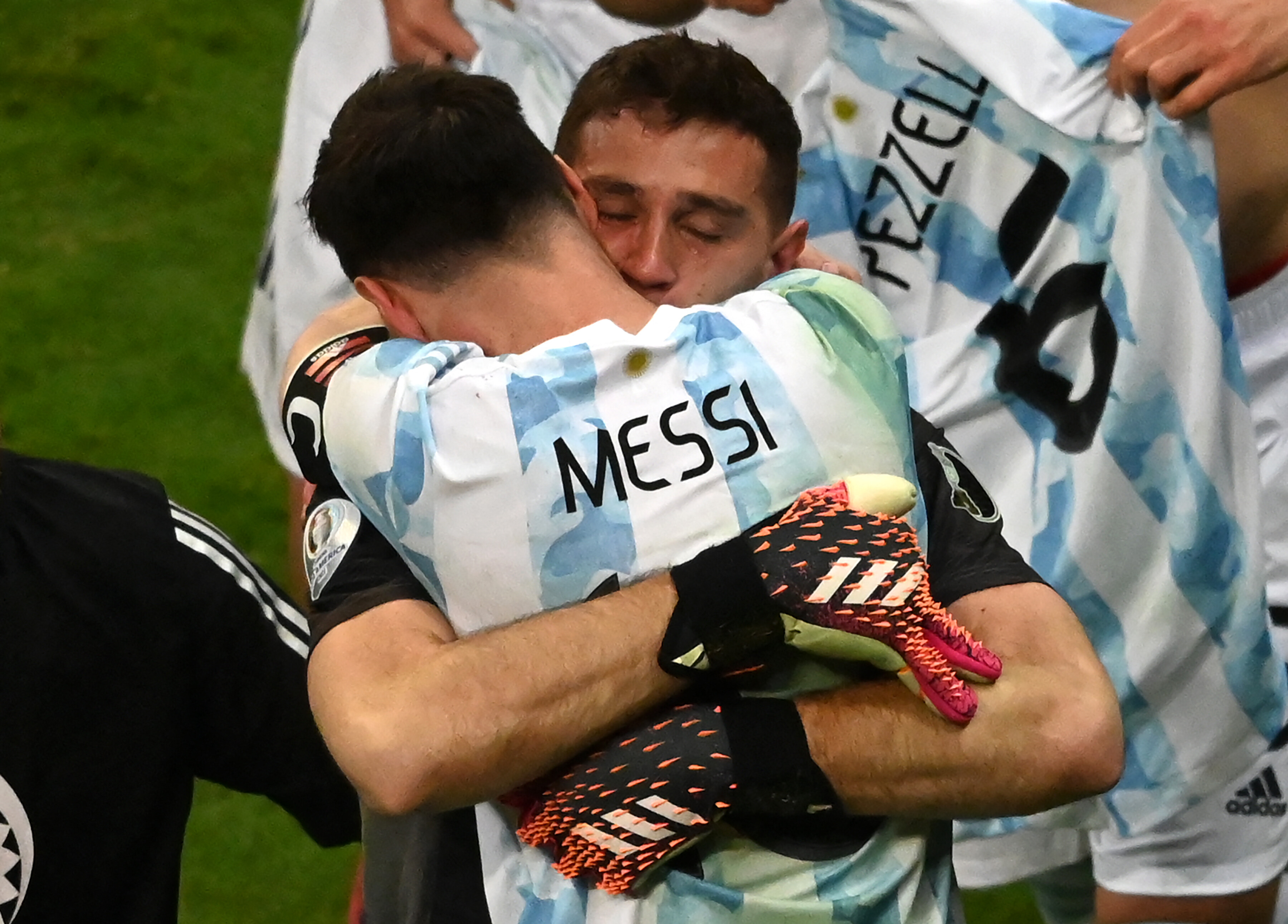 Lionel Messi faces old friend Neymar in last bid for Copa America glory with Argentina