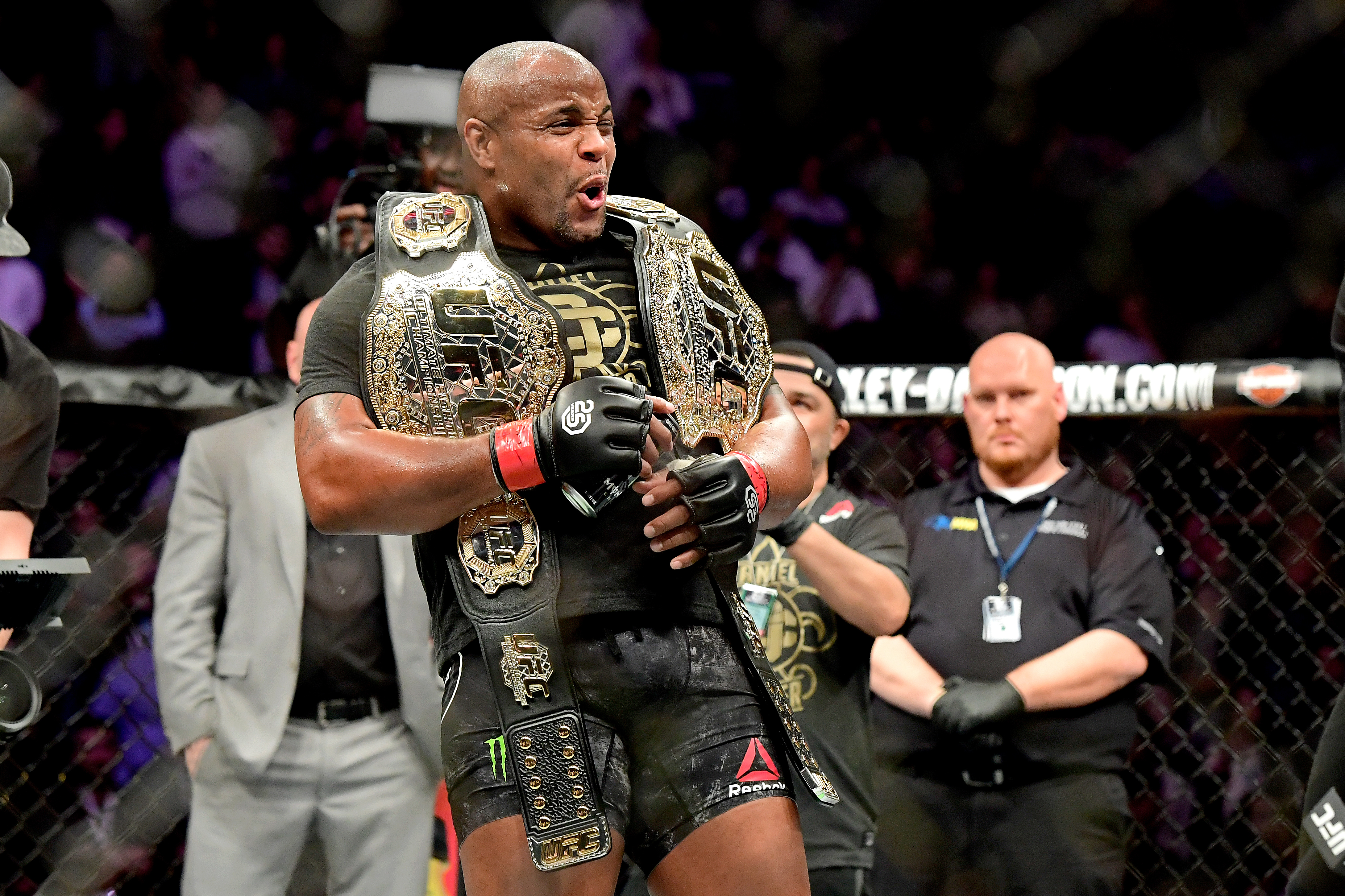 Daniel Cormier set to end career but first he must overcome Stipe Miocic at UFC 252 … in front of nobody