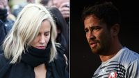 Rugby star Danny Cipriani, Caroline Flack's ex-boyfriend, reveals he was suicidal in his 20s and tried to buy a gun