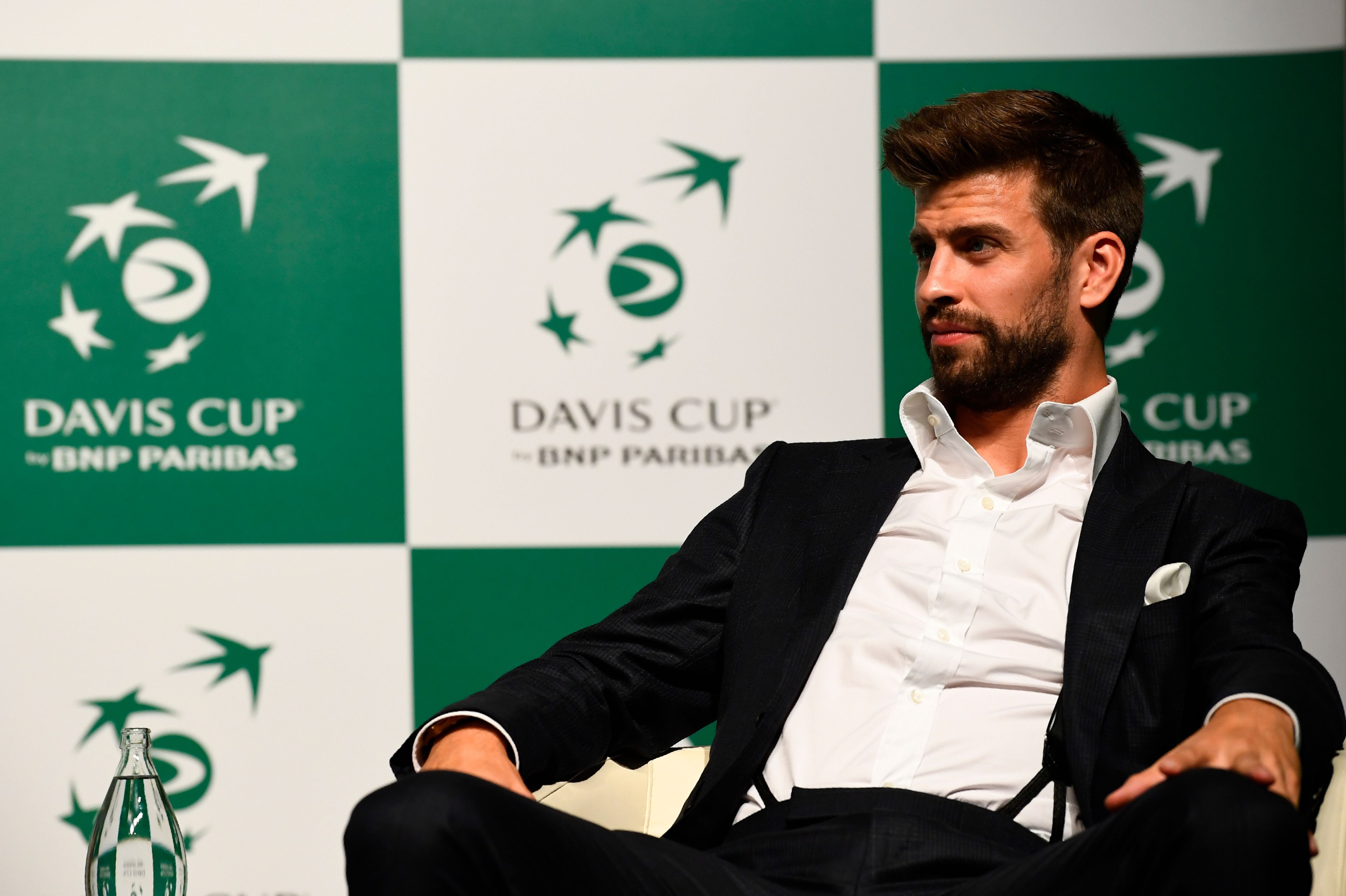 Gerard Pique hopes to avoid own goal in $3 billion Davis Cup revamp