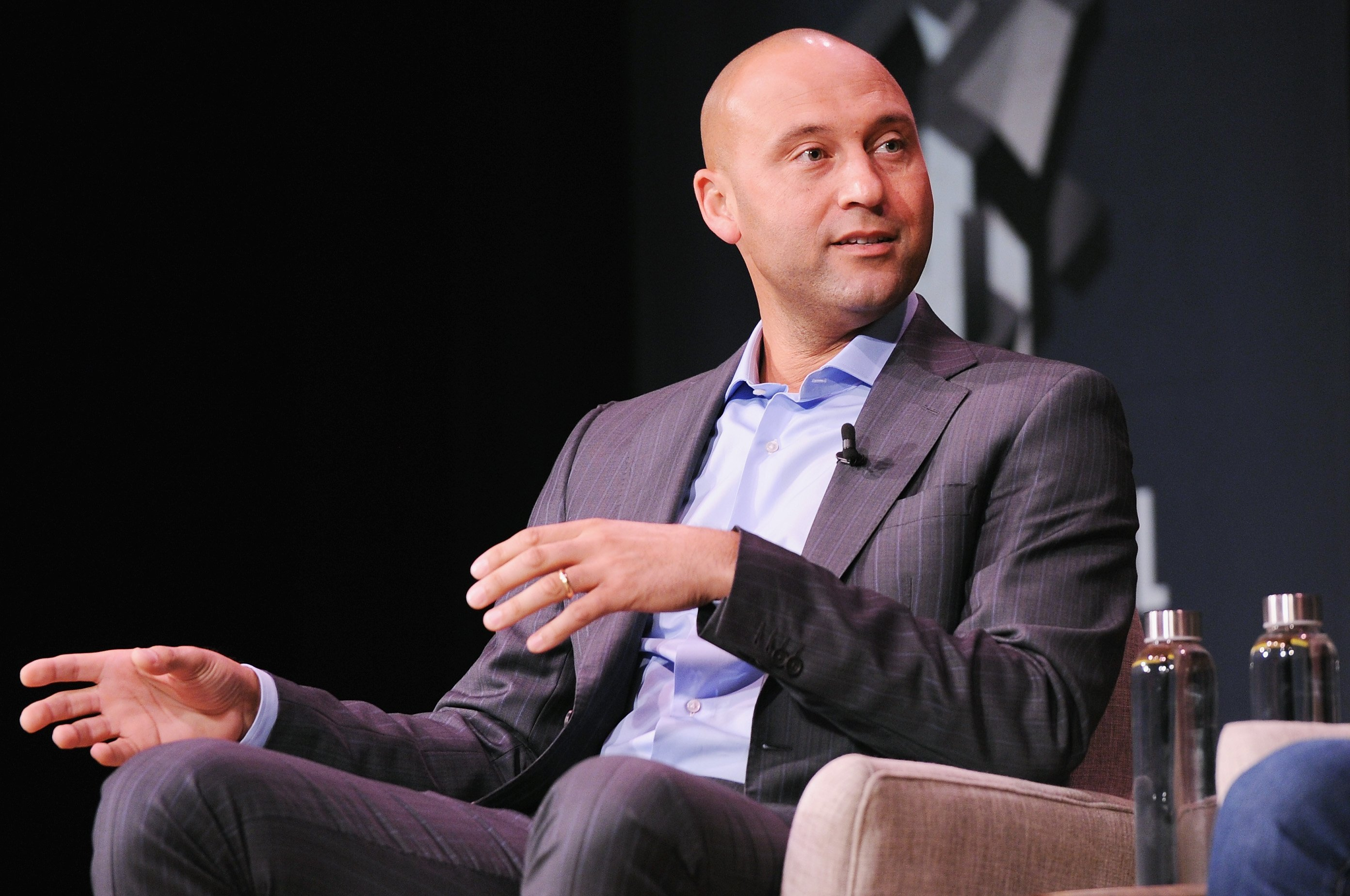 Derek Jeter unveils 'next chapter' of Players' Tribune with new 'partnership'