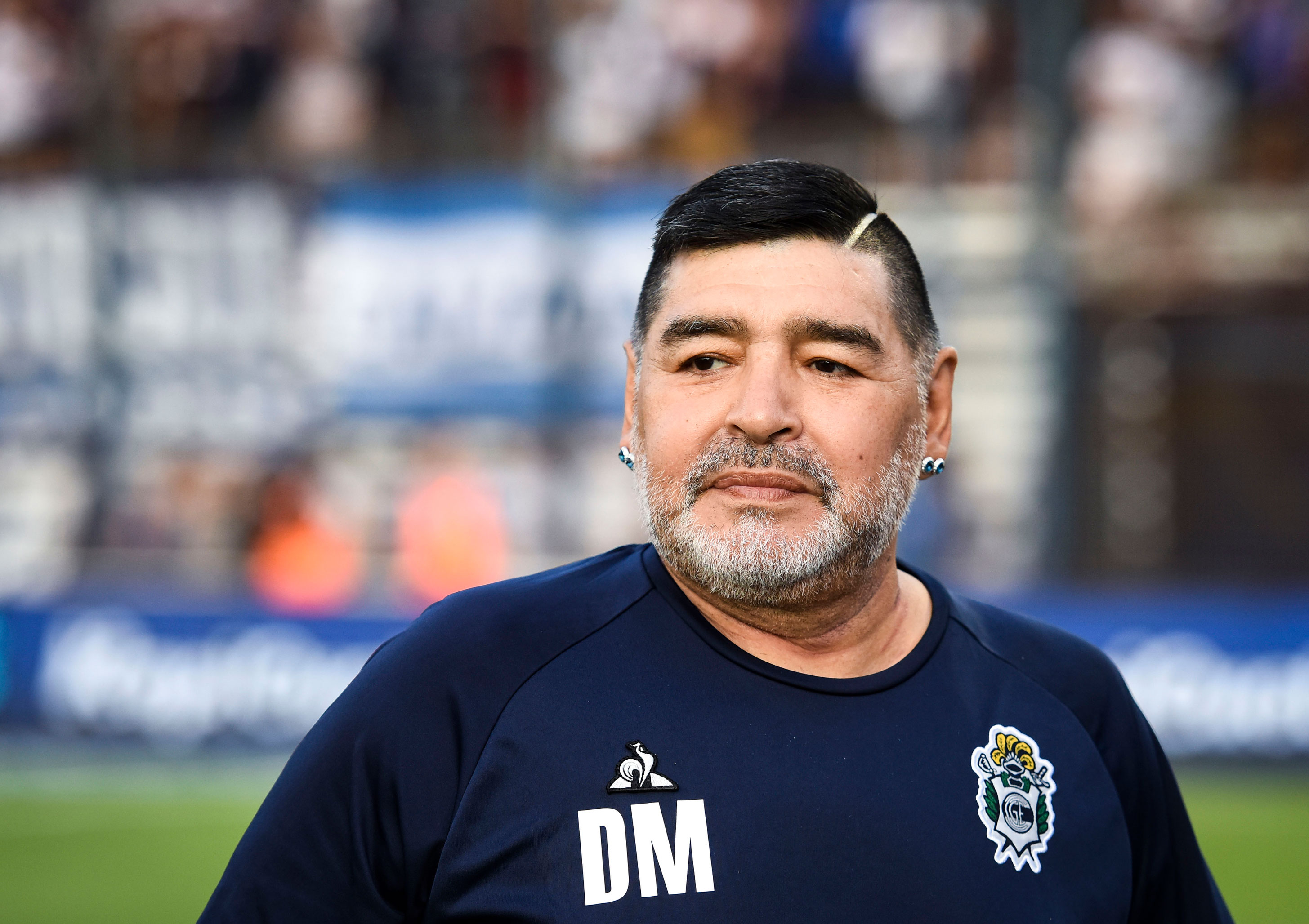 Argentine authorities raid the home and office of Diego Maradona's psychiatrist