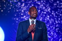 Dikembe Mutombo is helping the CDC with a PSA on fighting Ebola