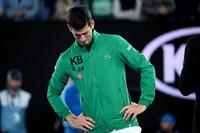 Tearful Novak Djokovic pays tribute to Kobe Bryant after Australian Open victory