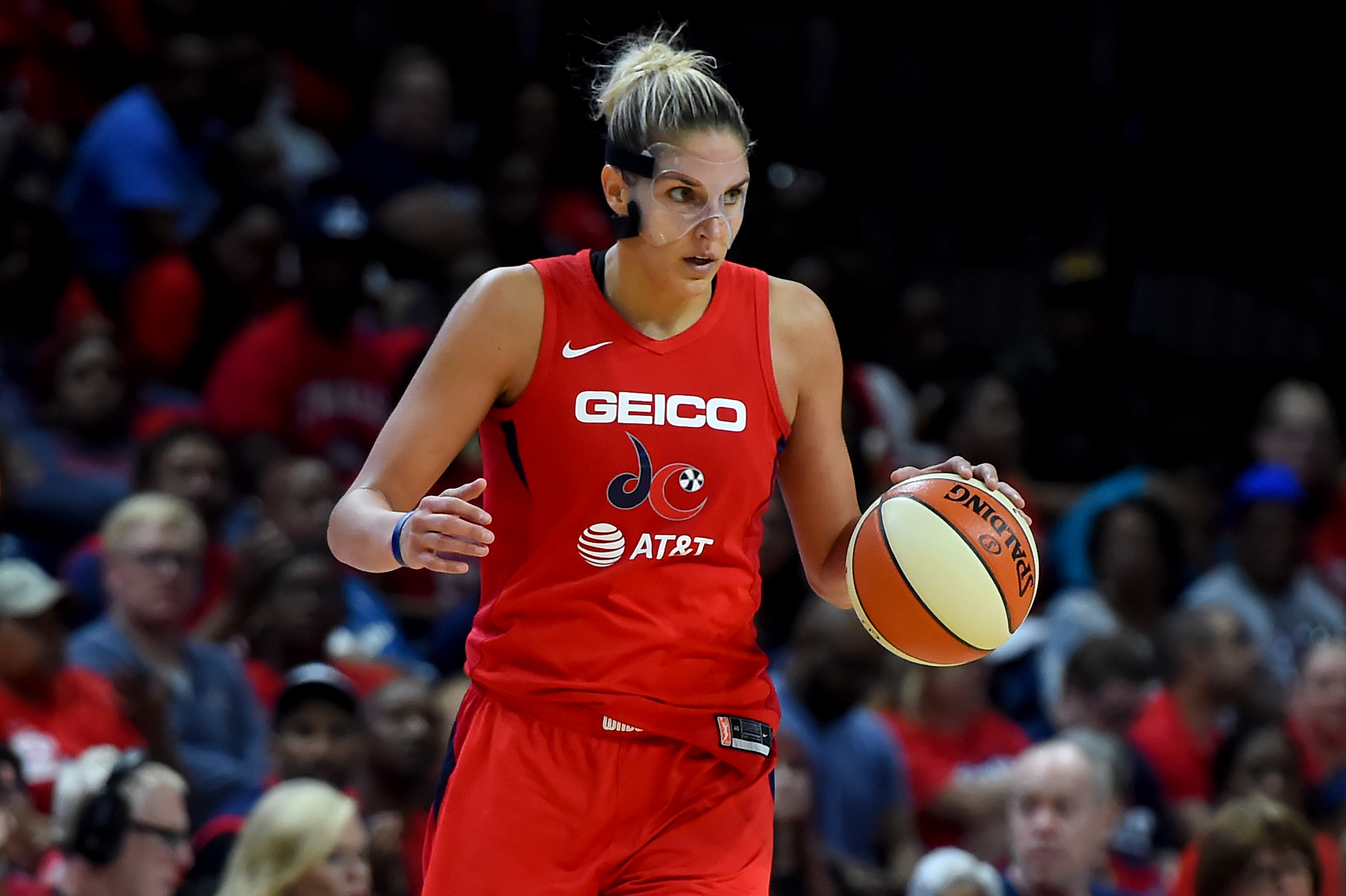 Elena Delle Donne on her WNBA season medical opt-out request being denied: 'I was shocked'