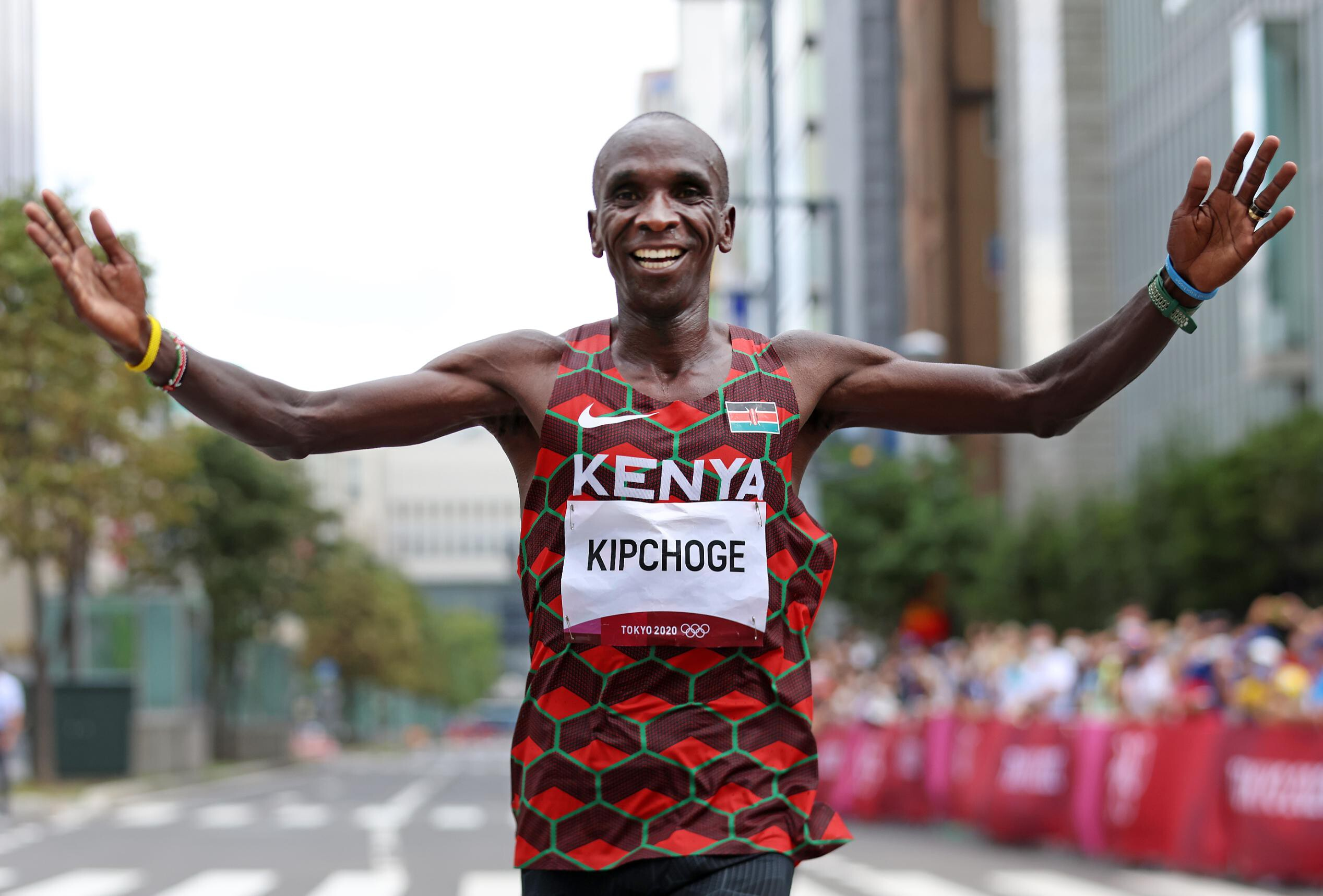 Eliud Kipchoge is the 'greatest of all time … in any sport,' says leading performance coach