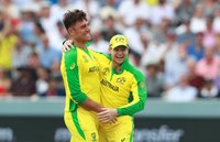 Australia leaves England on the brink at Cricket World Cup