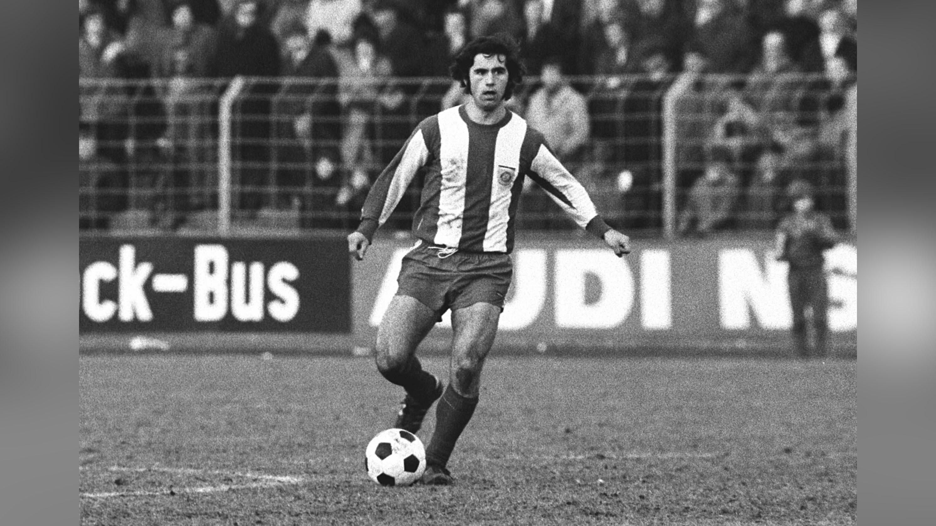 Gerd Müller: Legendary Bayern Munich striker mourned after death, aged 75