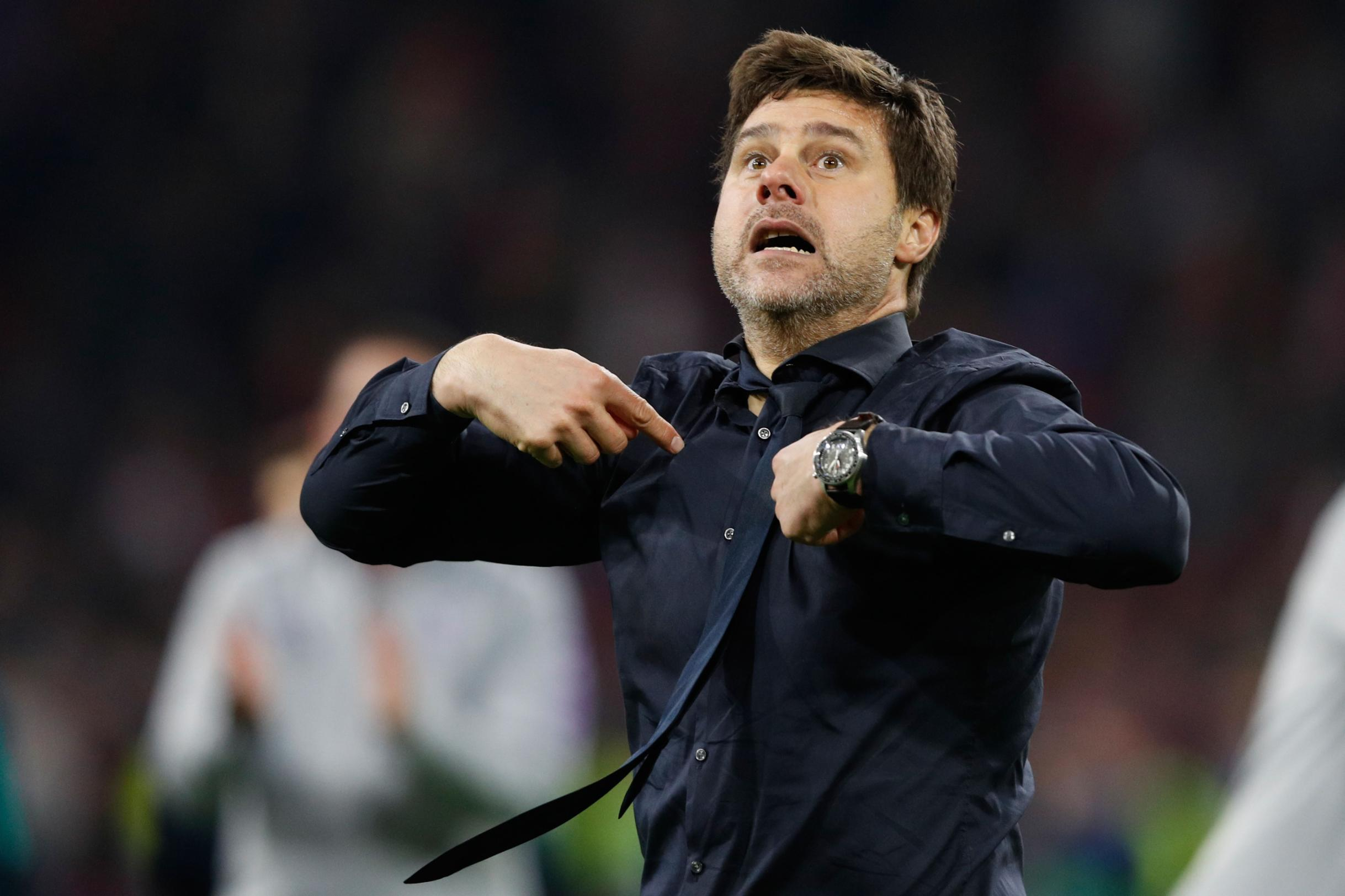 Mauricio Pochettino takes charge at French powerhouse Paris Saint-Germain