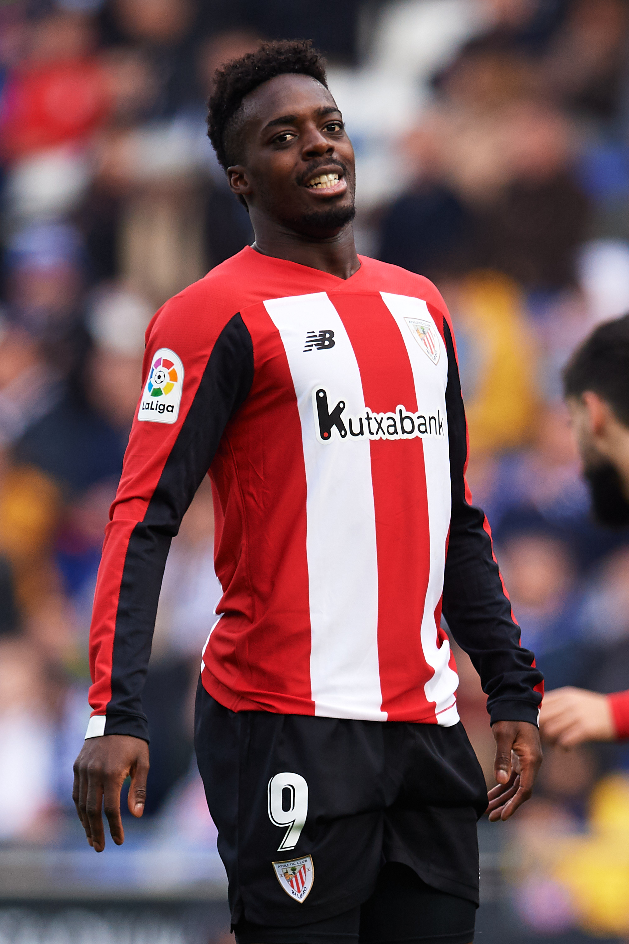 Spanish soccer player Inaki Williams 'sad' after suffering alleged racist abuse from fans in league match