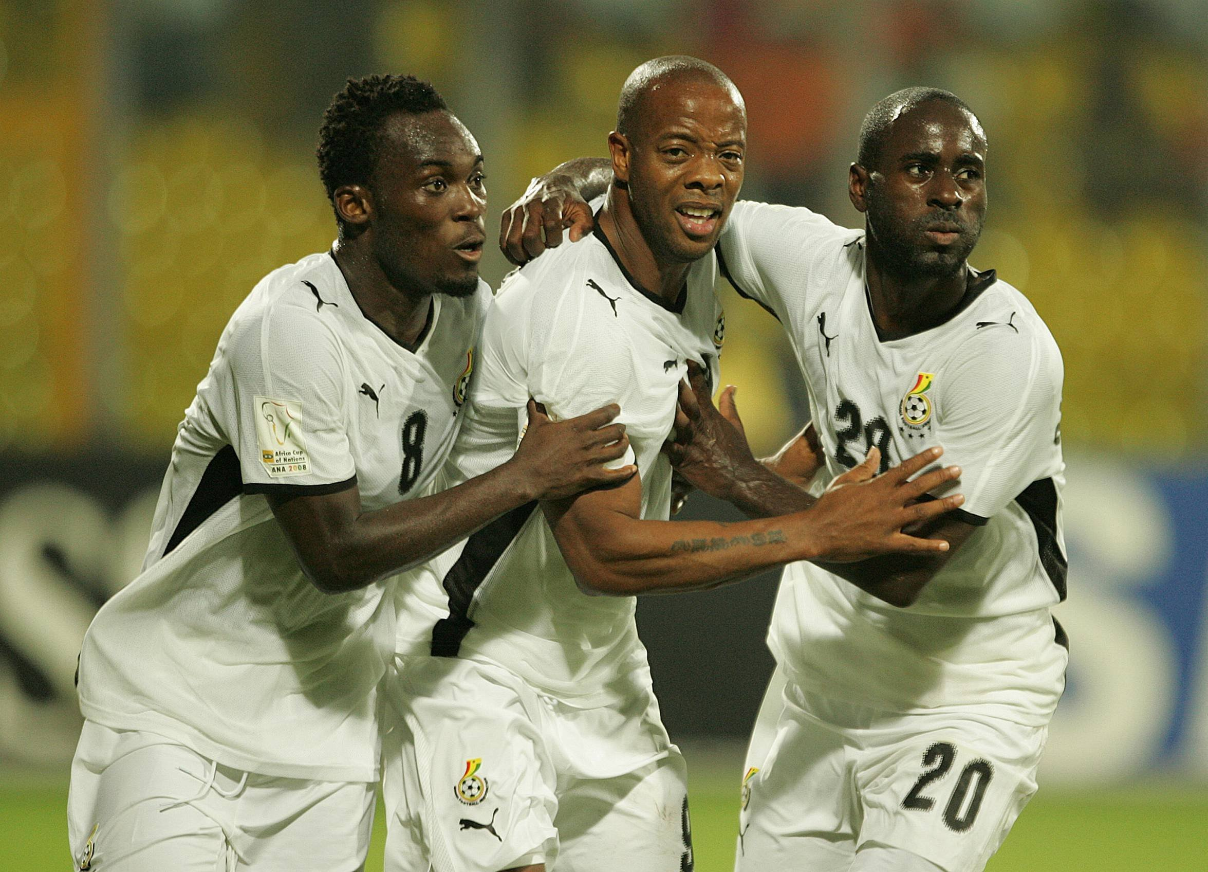 Former Ghana international and 'fan favorite' Junior Agogo dies at 40