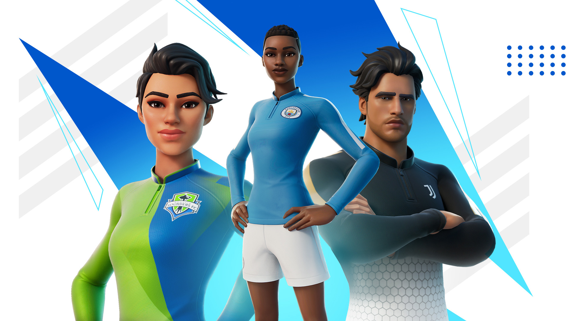 'The sky's the limit on where this can go' — The worlds of Fortnite and football collide