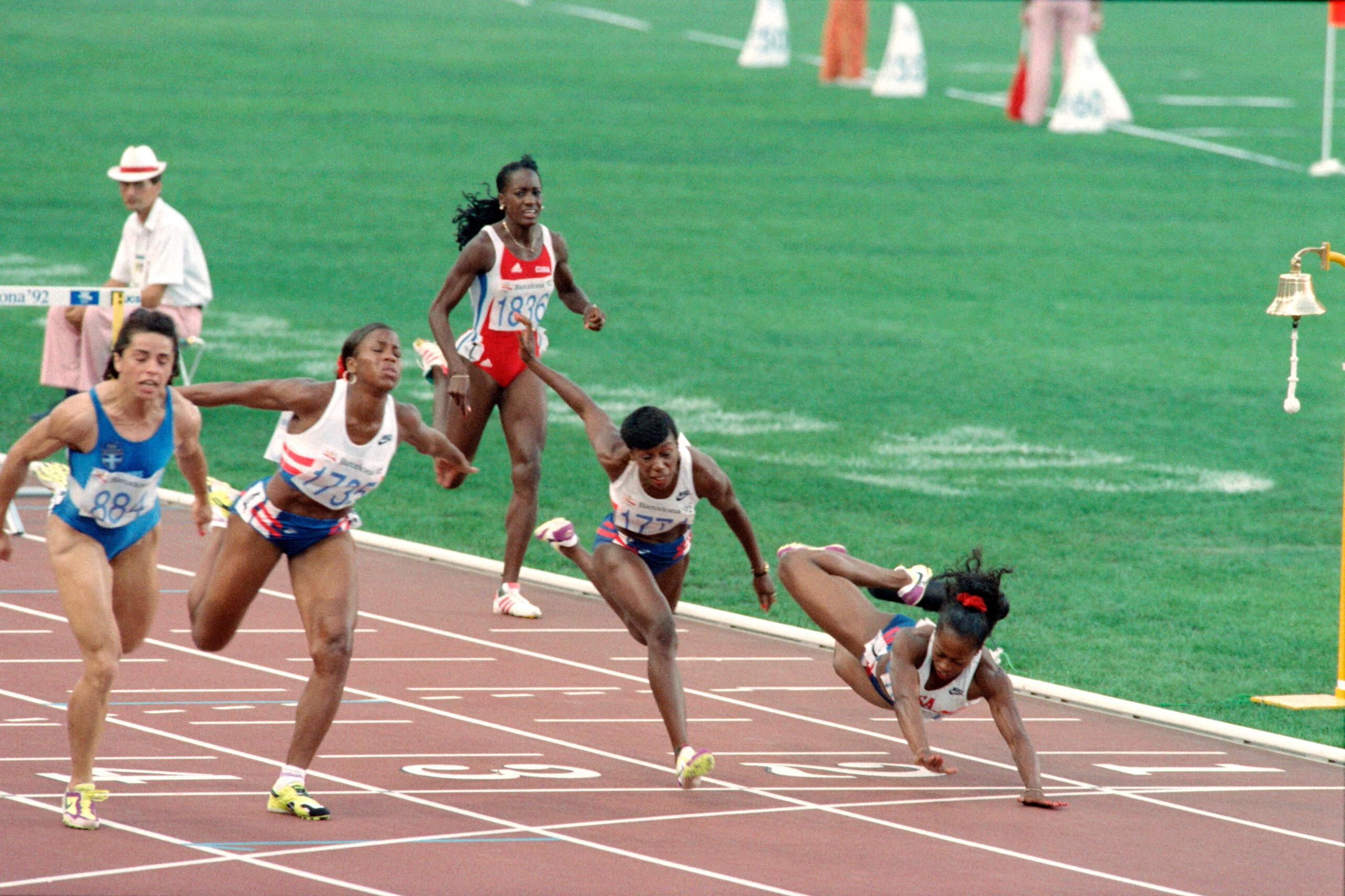 Three-time Olympic gold medalist Gail Devers on how Graves' disease 'made me who I am'