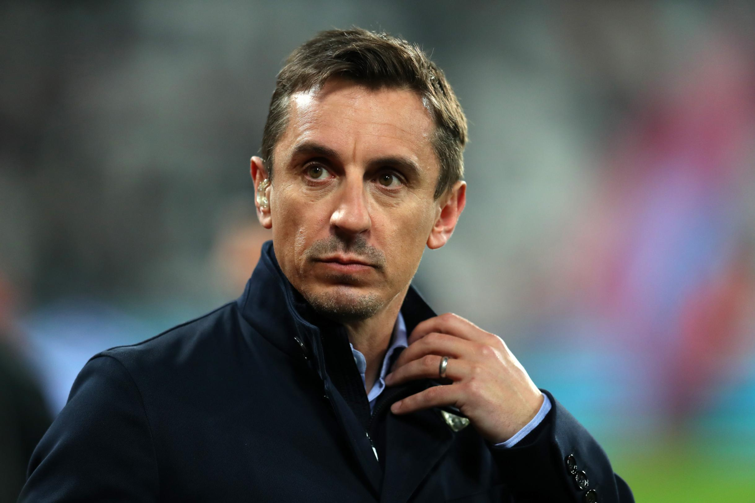 'English football needs reshaping,' says Manchester United great Gary Neville