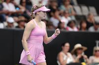 'We'll see where that goes,' says Genie Bouchard of dating in the age of coronavirus