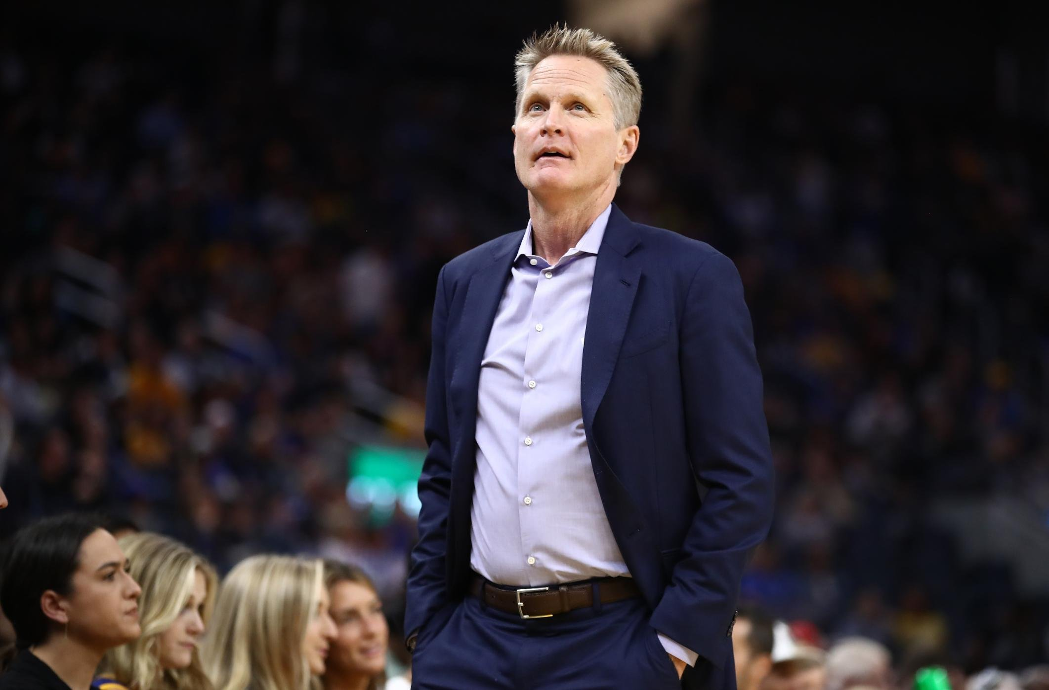 'Flush it down the toilet:' Golden State Warriors coach reacts to heaviest defeat in almost 50 years