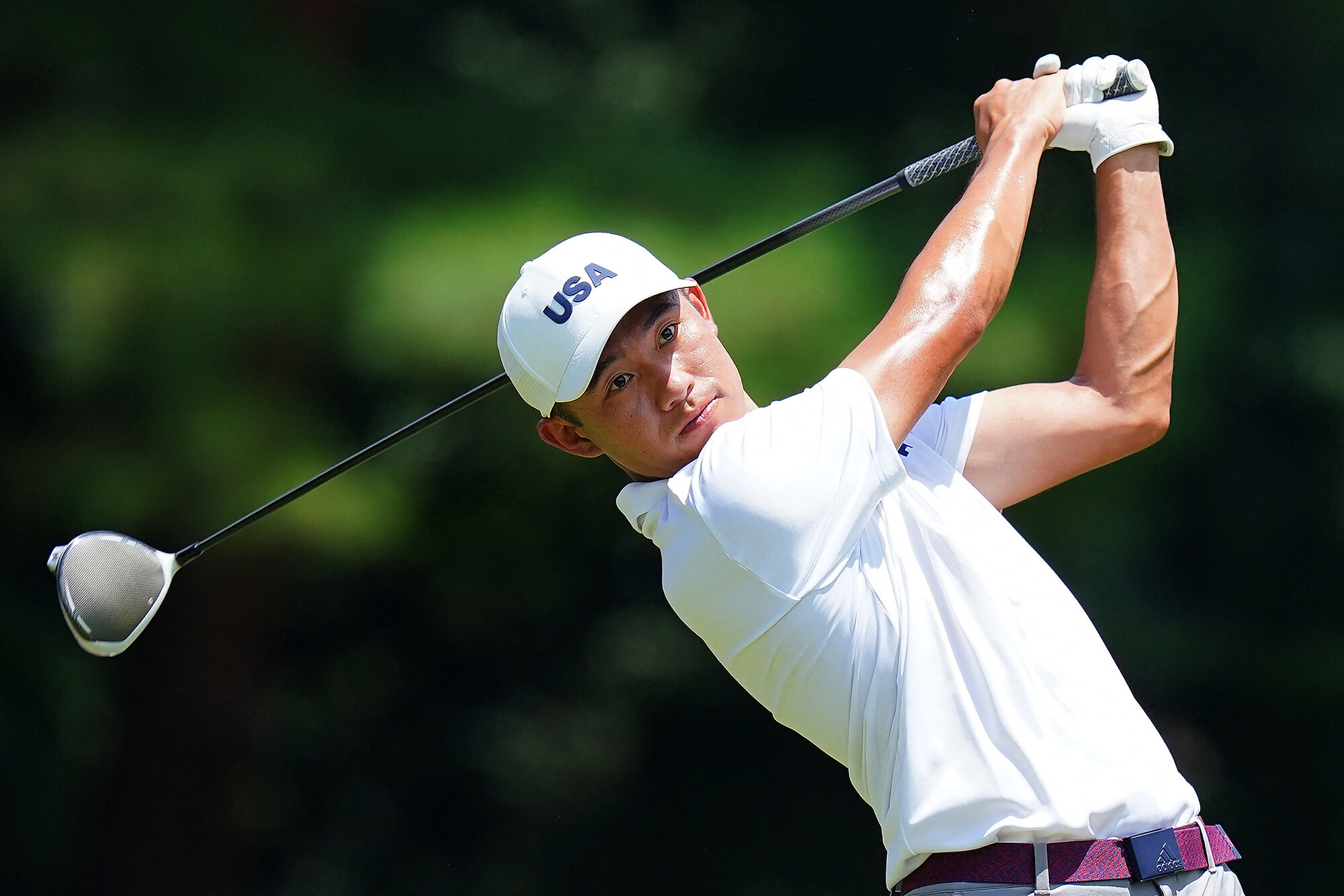 Fresh off second major victory at the Open, Collin Morikawa relishing chance to represent Team USA at Tokyo 2020
