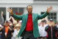 Tiger Woods plans to publish a memoir titled 'Back'