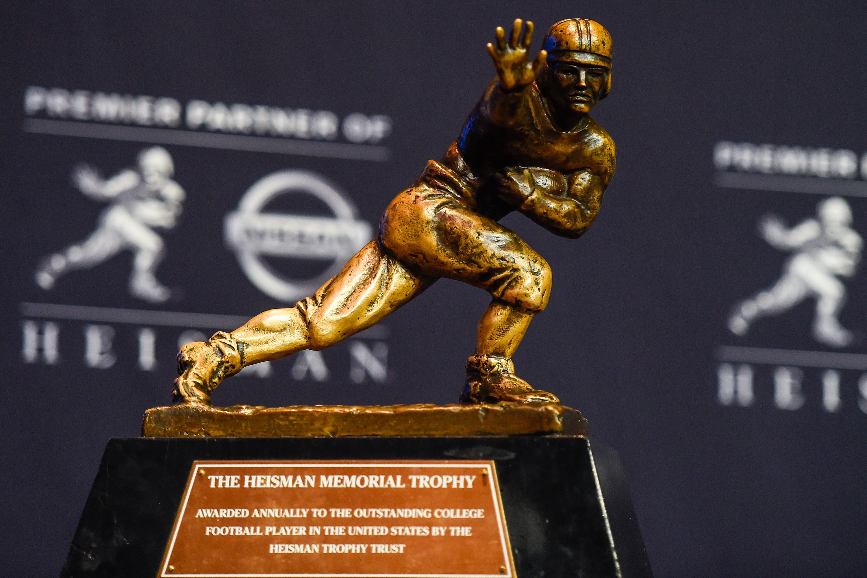 Burrow, Fields, Hurts and Young named 2019 Heisman finalists