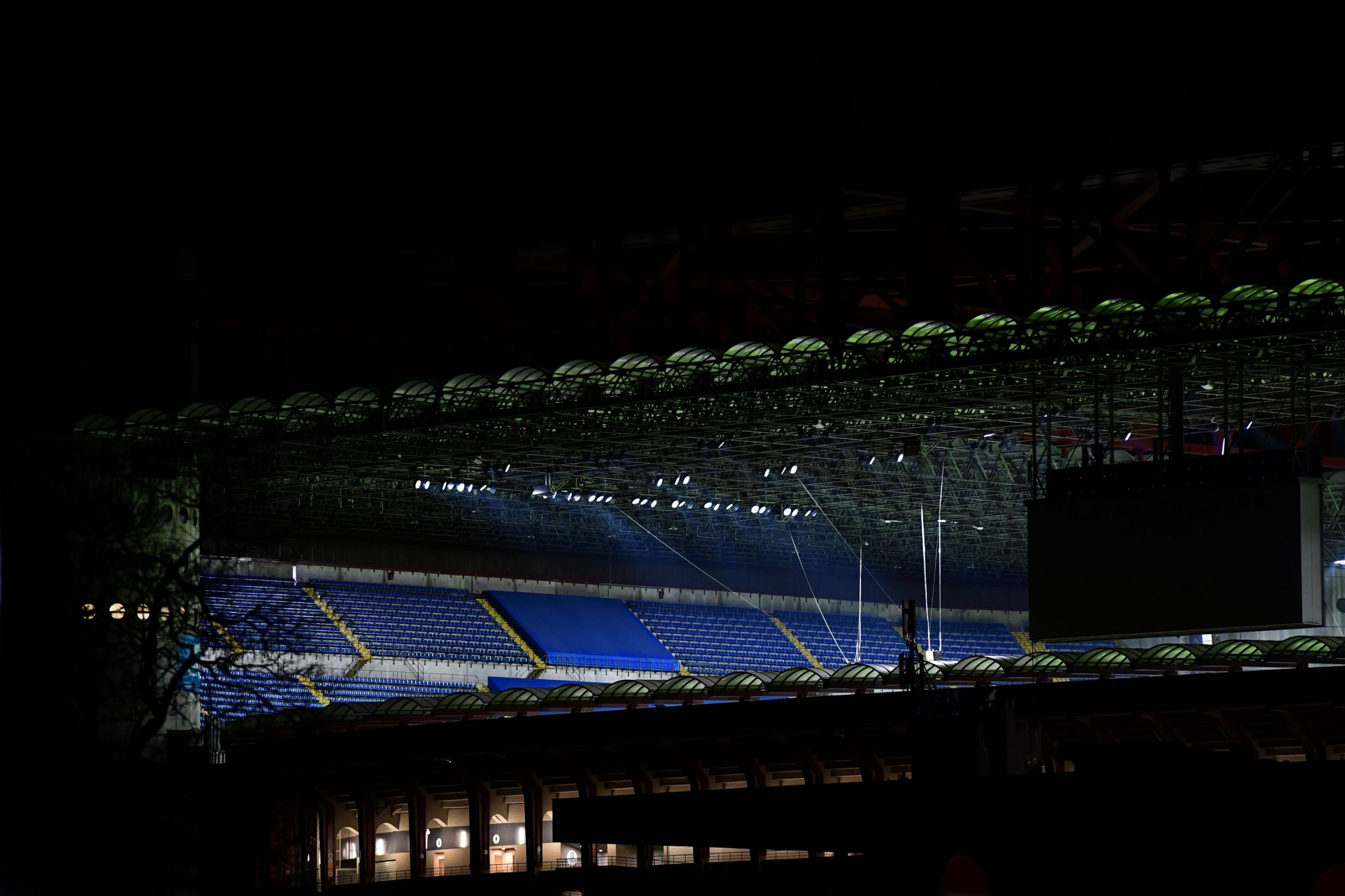 Inter Milan beat Ludogorets in front of an empty stadium amid coronavirus outbreak