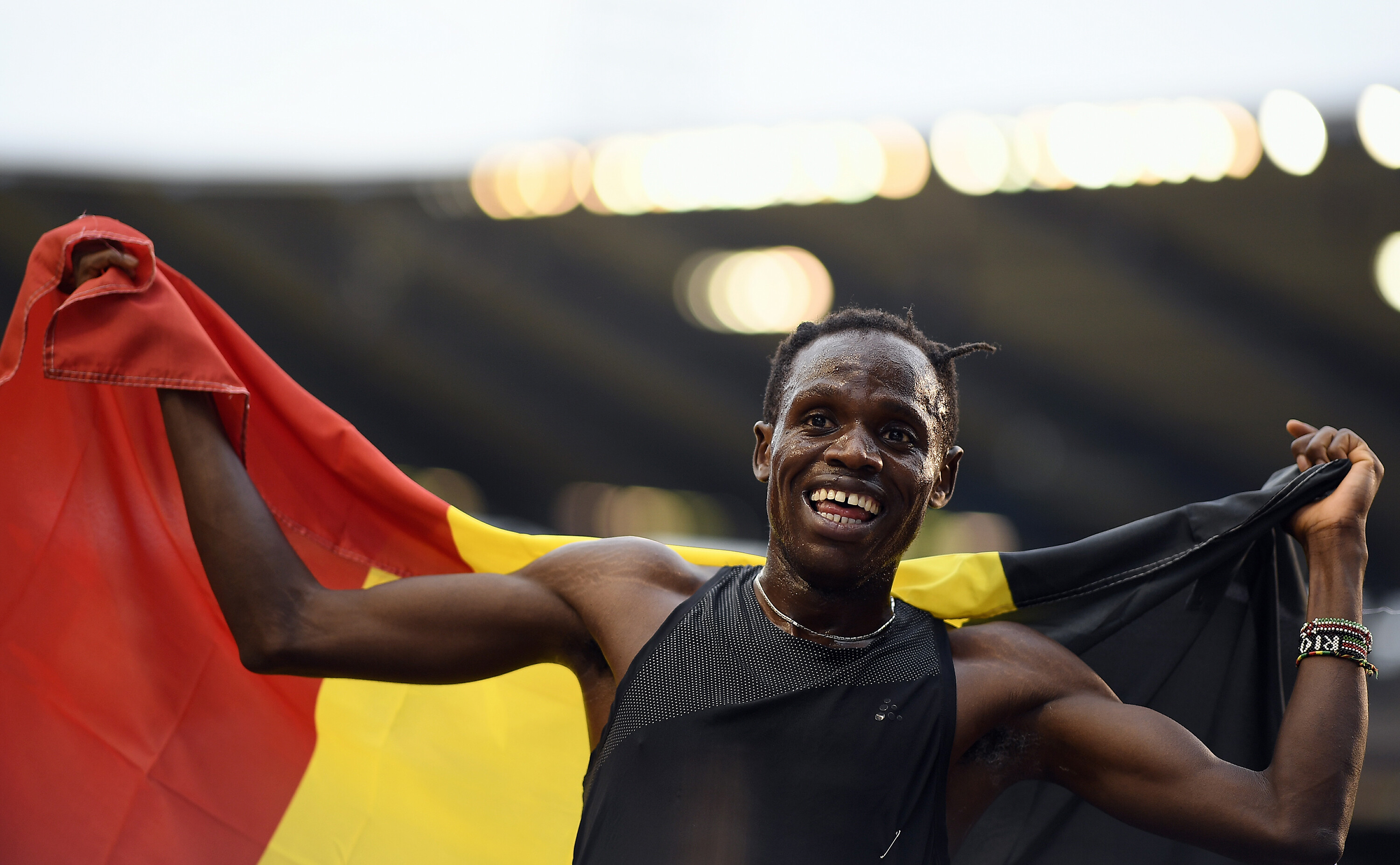 From not speaking the language to competing for the national team at Tokyo 2020, Belgian runner Isaac Kimeli is aiming for gold