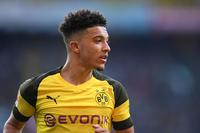 Jadon Sancho criticized by German media for dining on $240 gold-plated steak