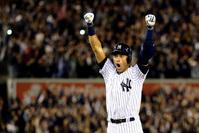 MLB stars Derek Jeter and Larry Walker elected to the Baseball Hall of Fame