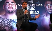 'This could change boxing forever': Promoter defends Joshua-Ruiz rematch in Saudi Arabia