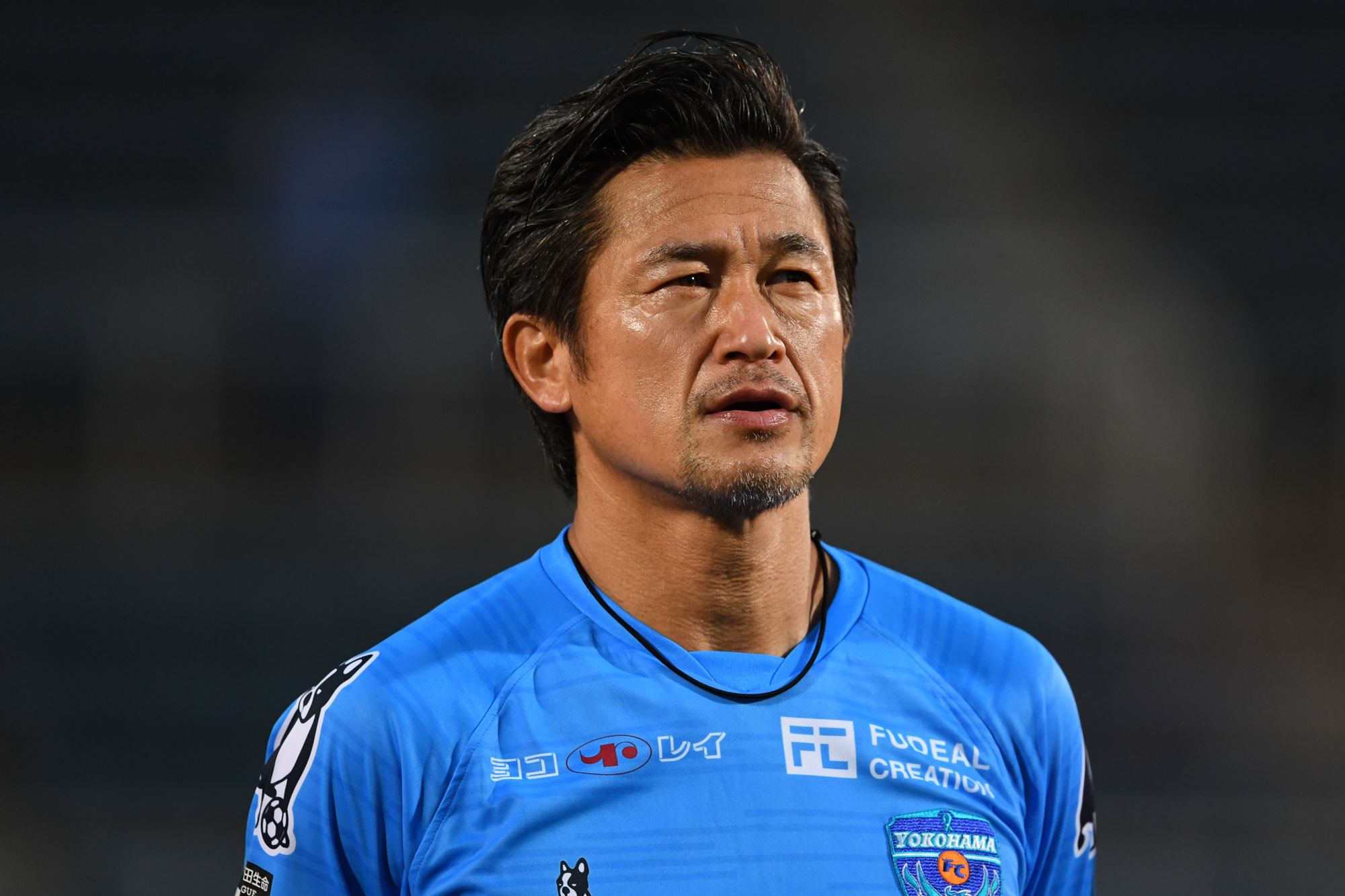 World's oldest professional footballer Kazuyoshi Miura, 52, signs new contract