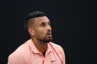 Nick Kyrgios calls Boris Becker a 'doughnut' after being labeled a 'rat' by tennis great