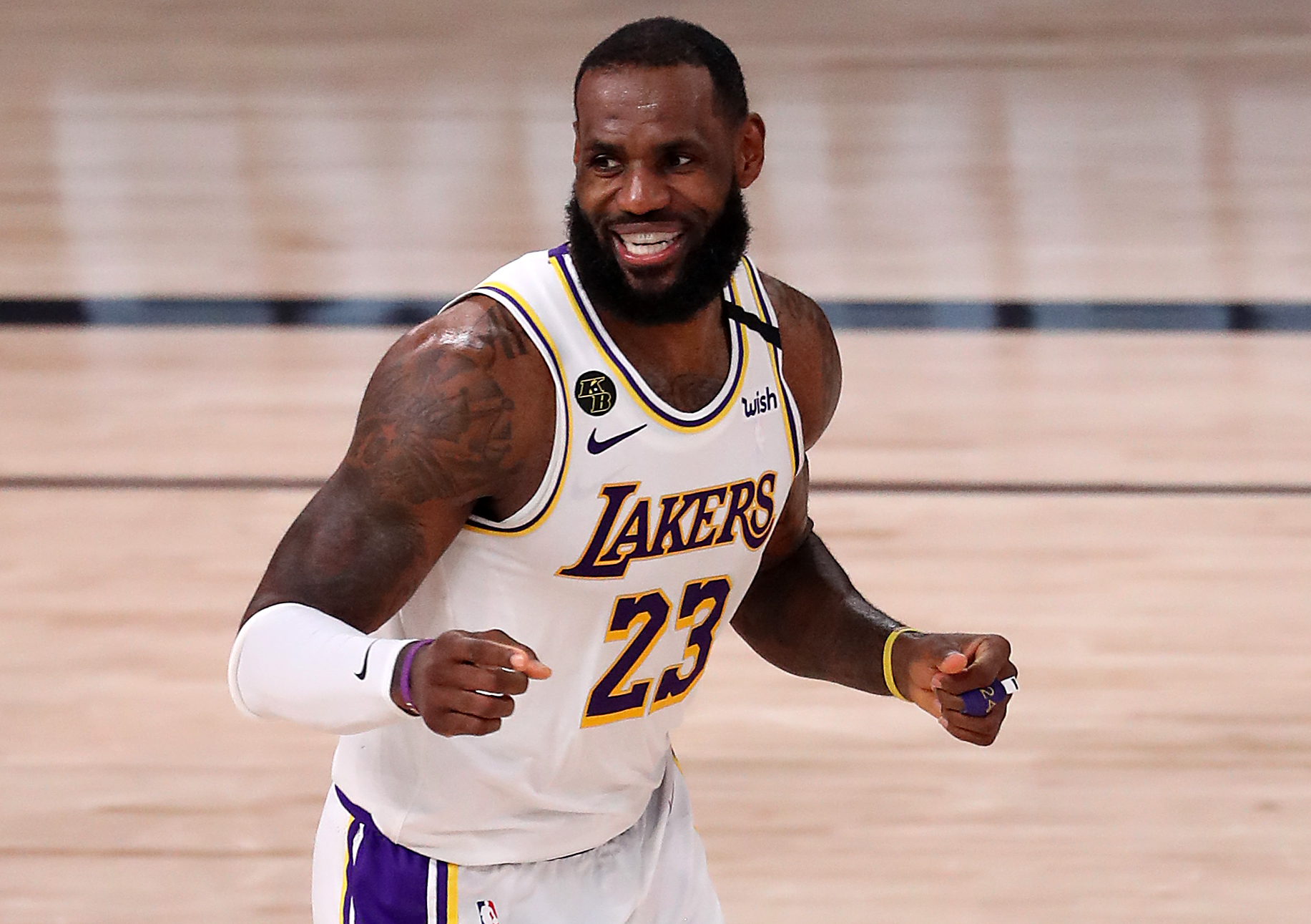 LeBron James sets records with 16th All-NBA team selection