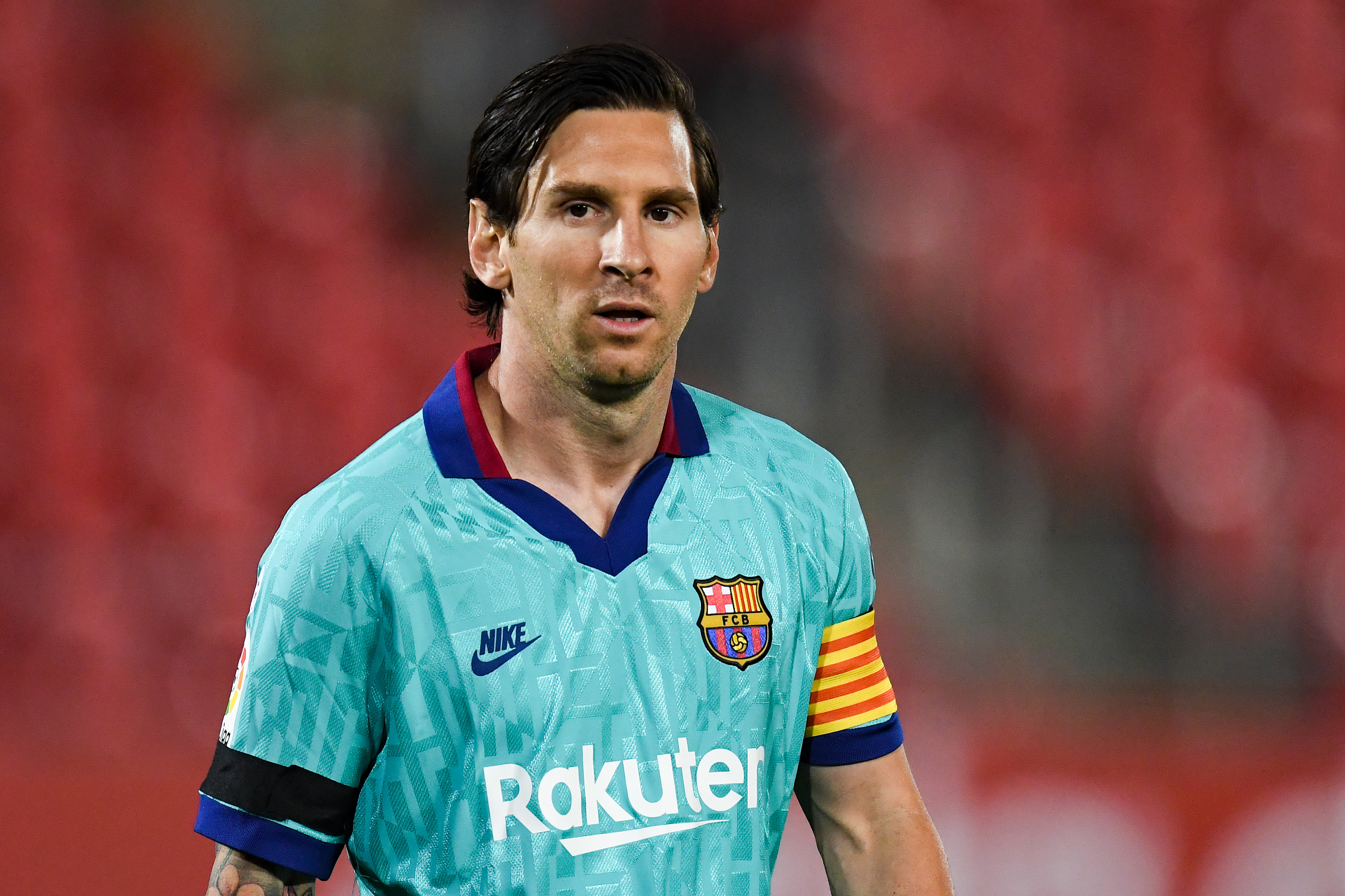 Lionel Messi will finish his career at Barcelona, according to club president Josep Maria Bartomeu