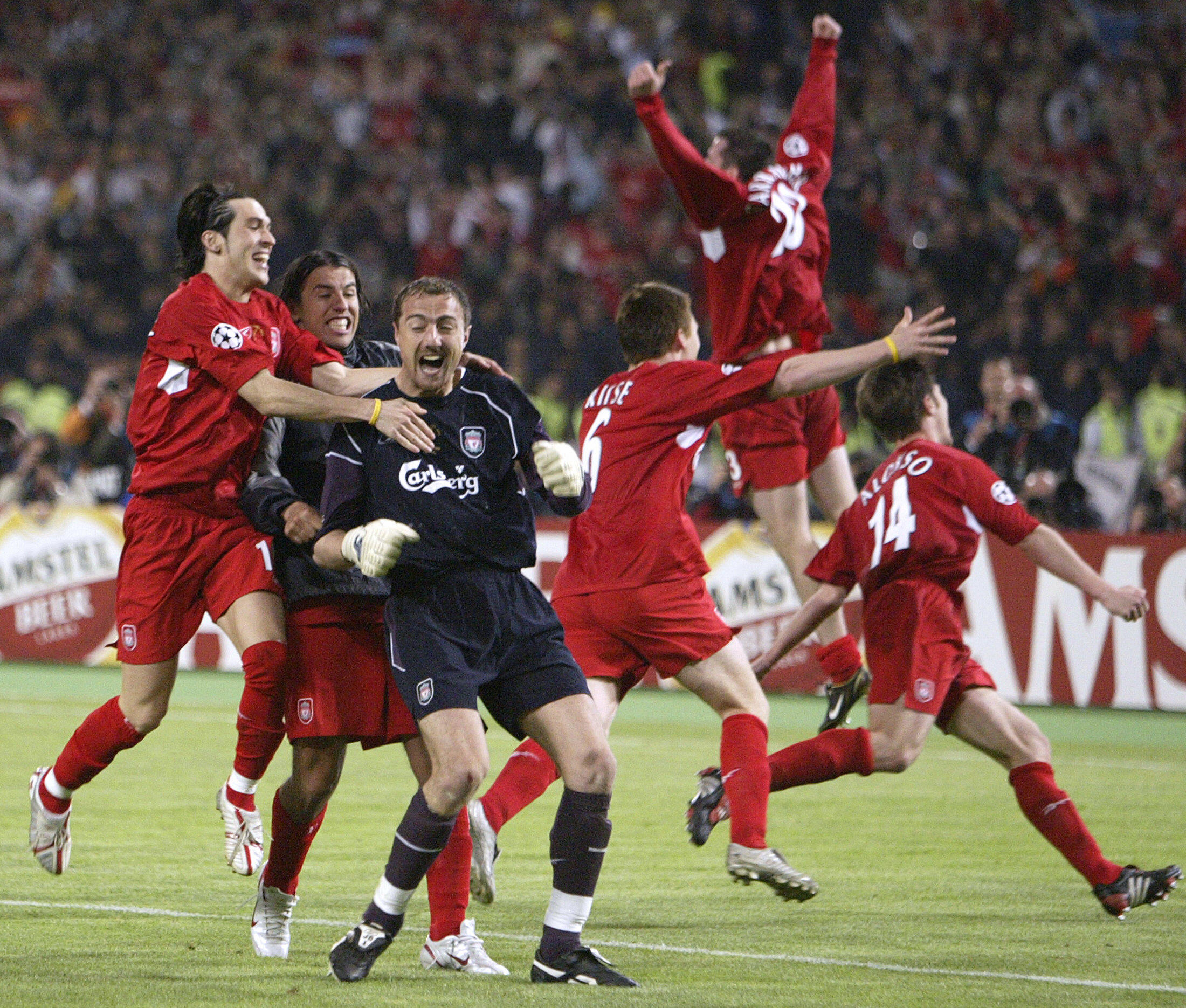 Liverpool vs. AC Milan: 'Something unreal happened' in 2005 Champions League final