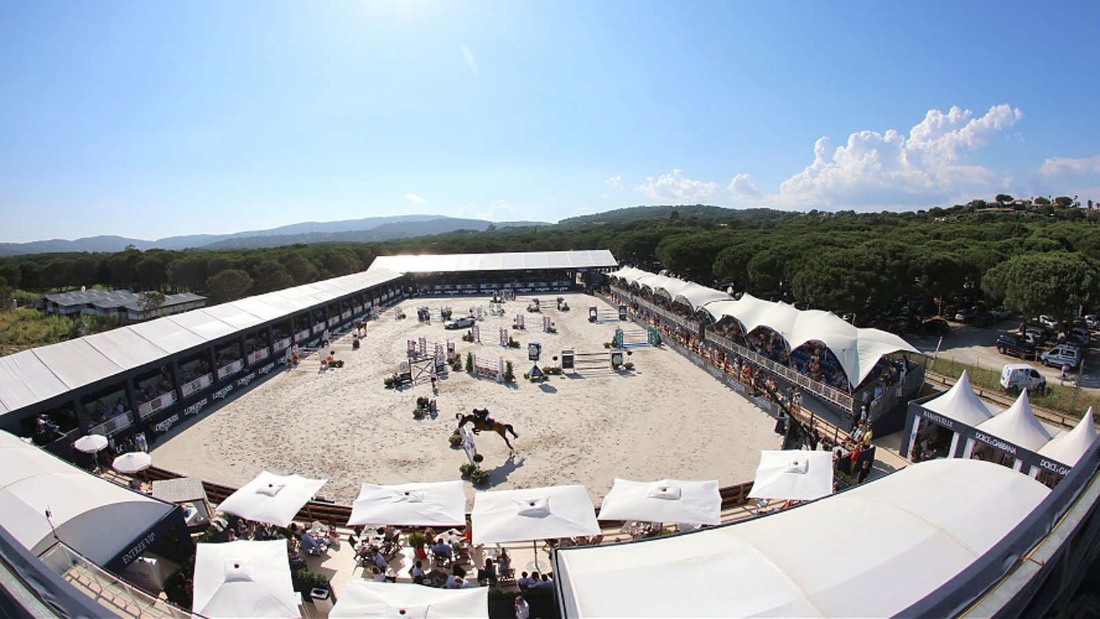 Show jumping stars join jet set in Saint-Tropez for LGCT showdown