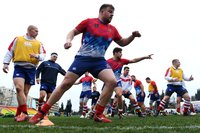 From Russia with shove: Rugby's 'sleeping giant' eyes World Cup breakthrough