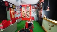 Meet the Manchester United fanatic opening a 33,000-piece museum in Finland
