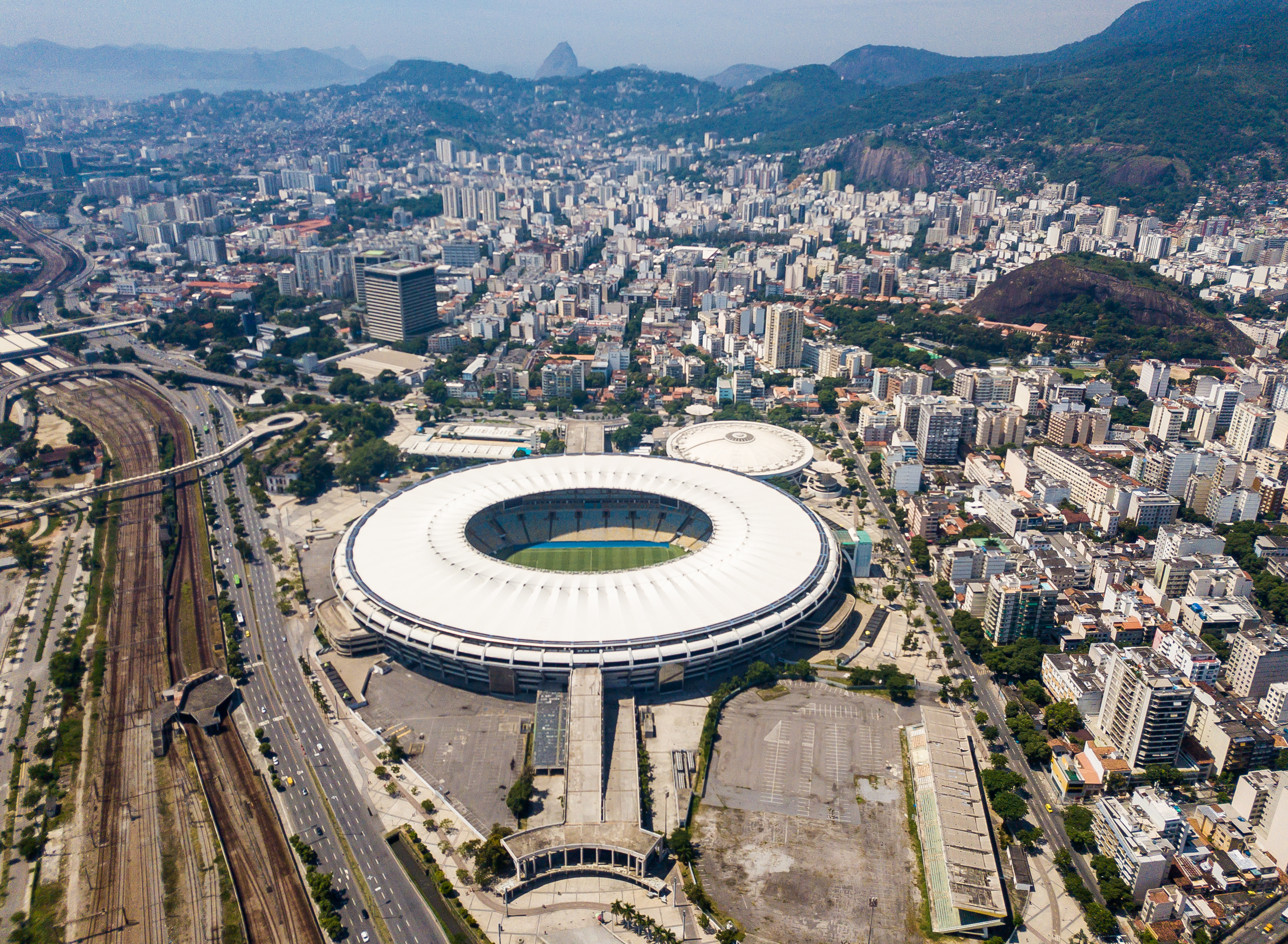 Maracana among Brazilian football stadiums converted into hospitals to treat coronavirus patients