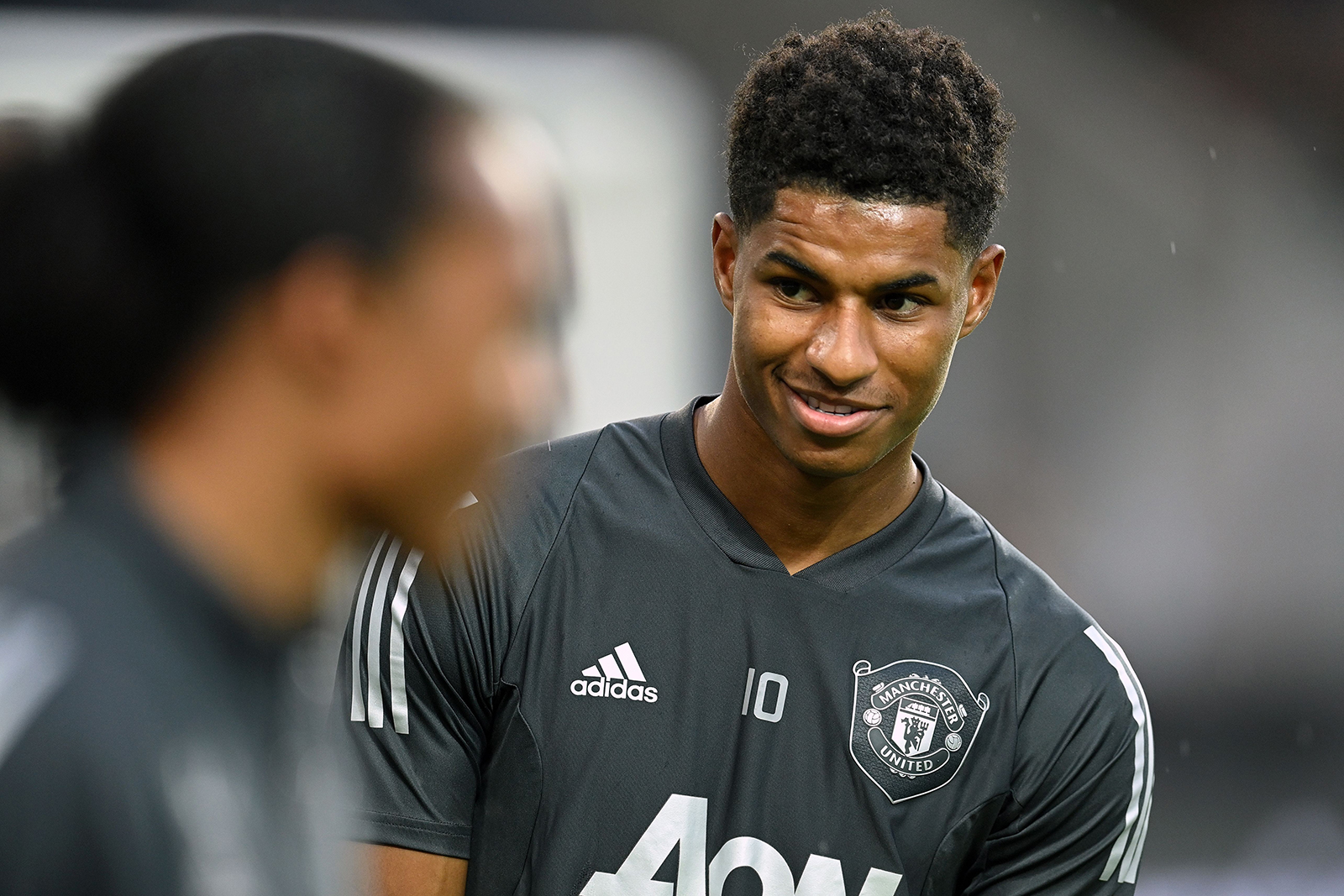 Marcus Rashford takes UK child poverty policy into his own hands