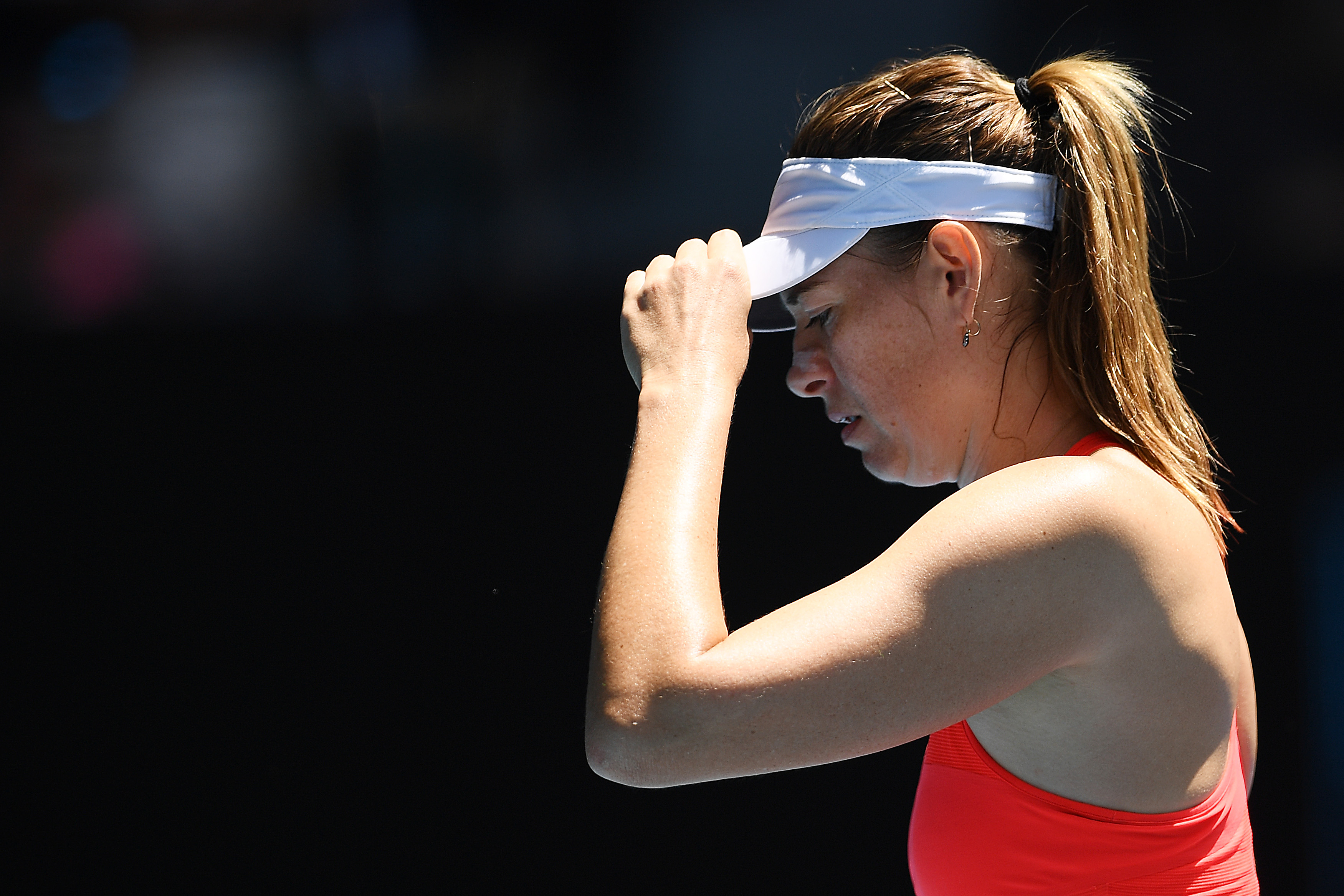 Five-time grand slam winner Maria Sharapova retires from tennis