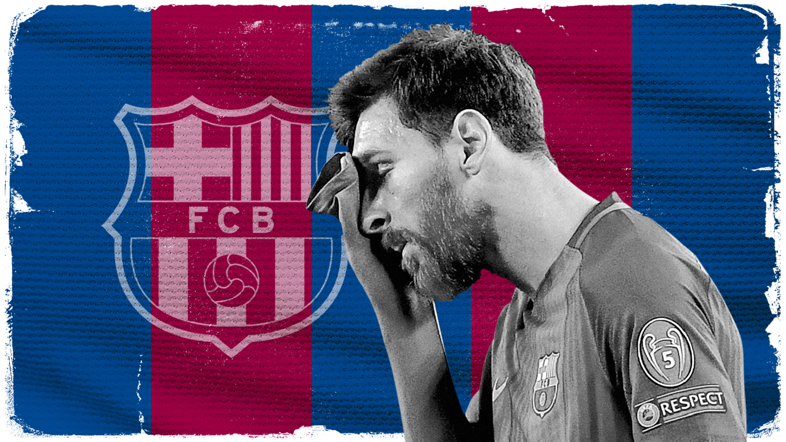'This is war!' How the relationship between Lionel Messi and Barcelona turned sour