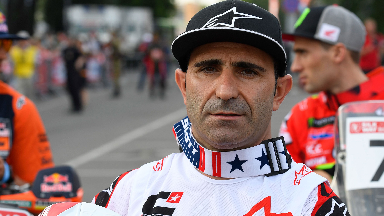 Portuguese motorbike rider dies during race across Saudi Arabia