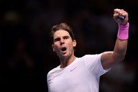 ATP Finals: Nadal edges Tsitsipas but still exits