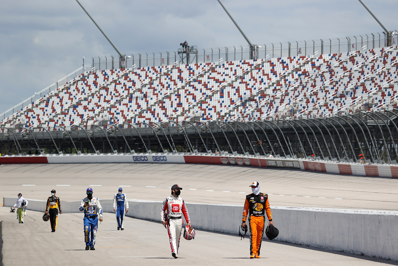 NASCAR to honor fallen veterans at Coca-Cola 600 race held without spectators