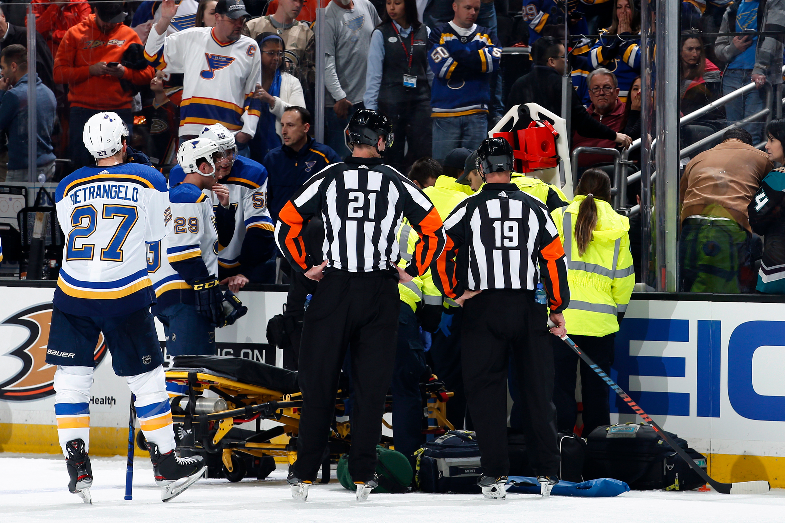 St. Louis Blues defenseman Jay Bouwmeester undergoes successful ICD procedure after cardiac episode