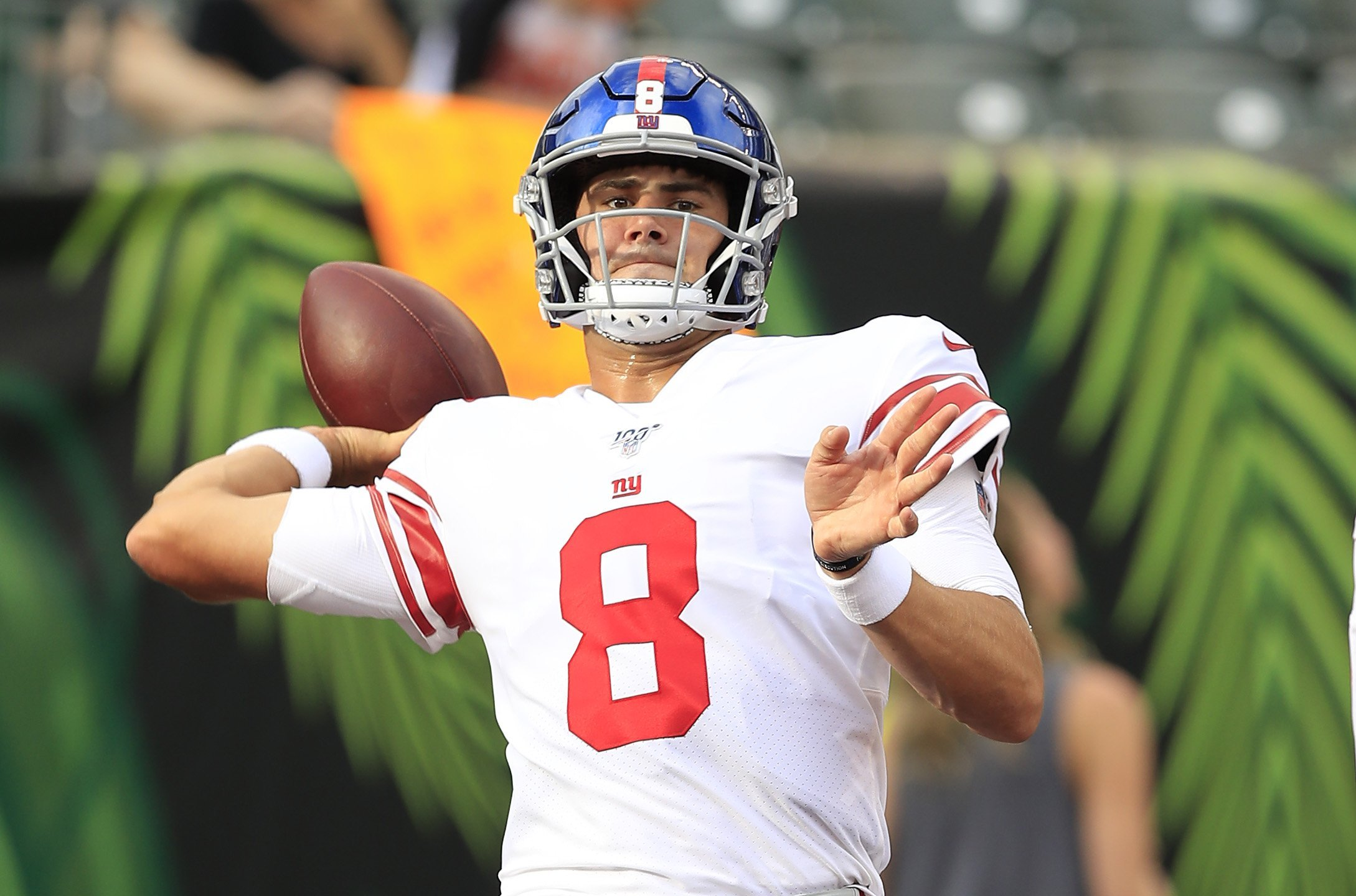 Eli Manning benched as rookie Daniel Jones is named New York Giants starting QB