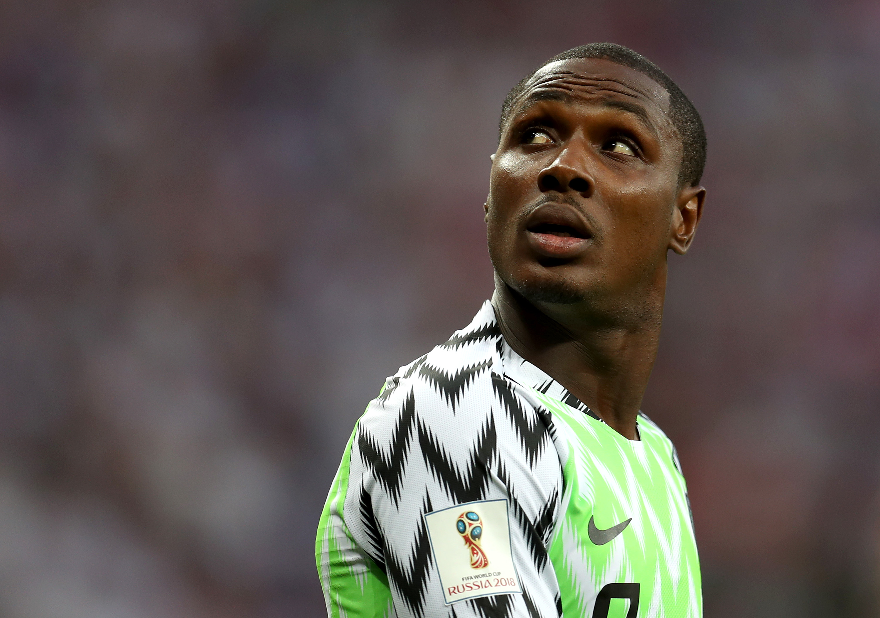 Odion Ighalo training away from Manchester United first team due to coronavirus precautions